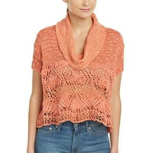 Free People Eternal Delight Open Knit Sweater